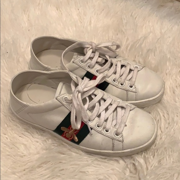 Gucci Shoes | Gucci Ace Leather